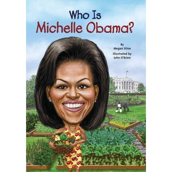 Who Is Michelle Obama 상품이미지