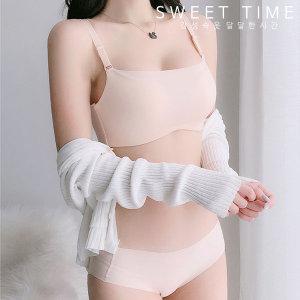 달달한시간/여자/여성속옷/속옷세트/브라/팬티
