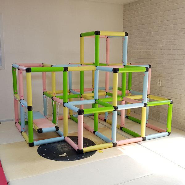 JOYFUL M-020 어린이 실내놀이시설 정글짐 놀이터기구 상품이미지