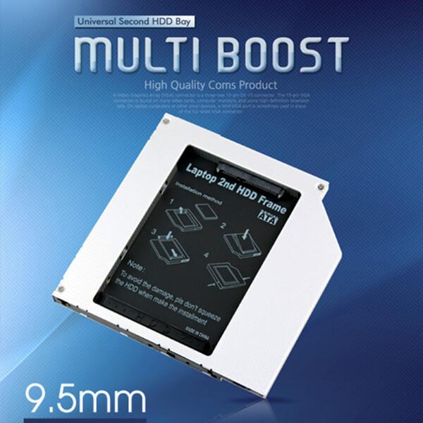 ES669 노트북 멀티부스트/멀티부스터HDD/SSD추가설치 상품이미지