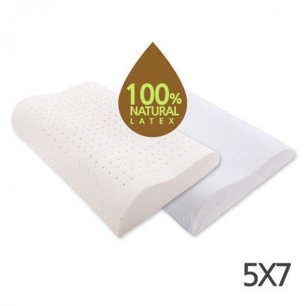 팜프링 100% 천연 라텍스 경추베개(5x7) 상품이미지