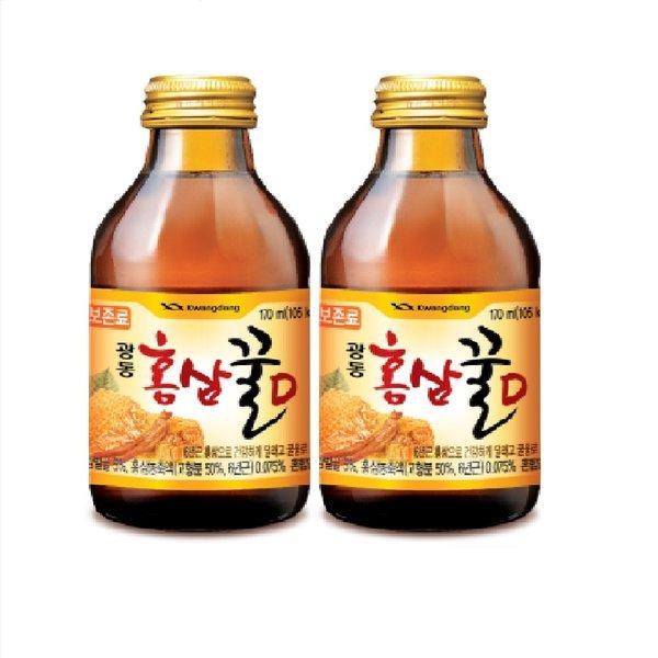 광동 홍삼벌꿀170ml(40병) 상품이미지