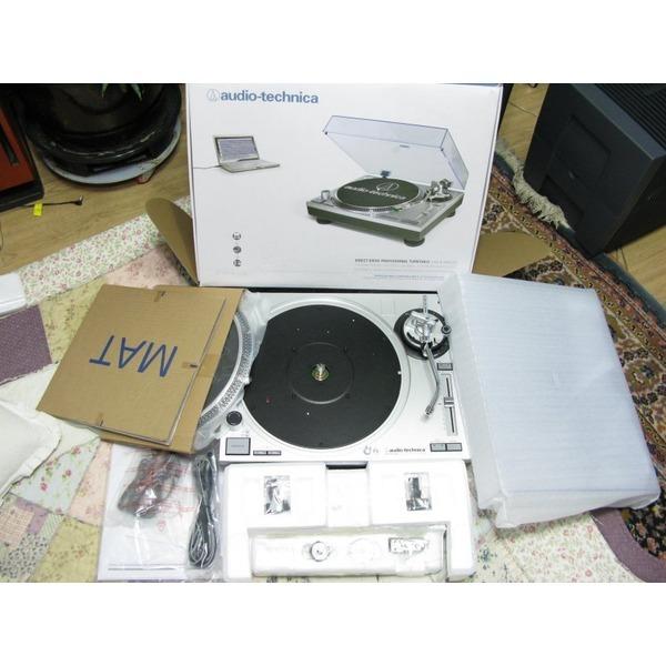 AT-LP120-USB 오디오 테크니카 LP턴테이블 상품이미지