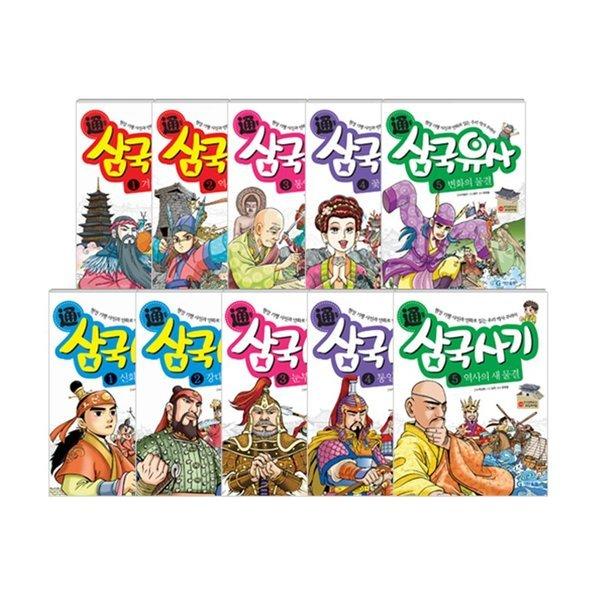 기탄교육 만화 삼국유사 10권 세트 외 1만원대 인기전집 상품이미지