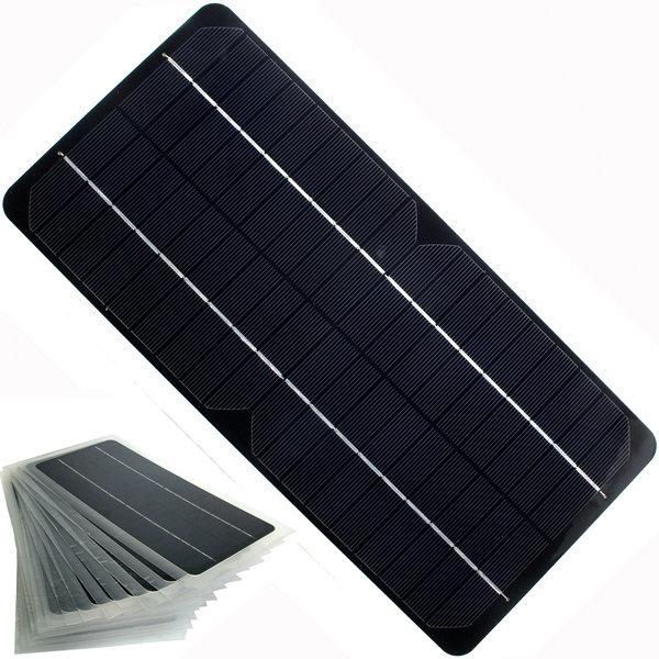 태양전지 8W 태양광 충전기 태양열 집열판 솔라 모듈 상품이미지