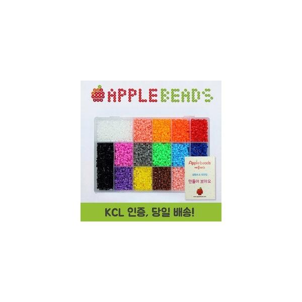 정품 애플비즈 9000팩 펄러비즈 컬러비즈 아트 방과후 상품이미지