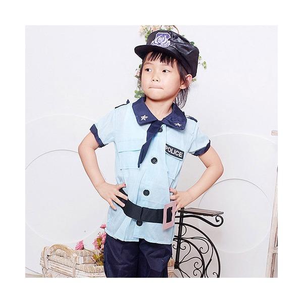 06번 경찰관 어린이 할로윈 캐릭터의상 상품이미지