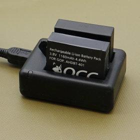 고프로4 Gopro 4 전용 충전기+배터리2개 세트