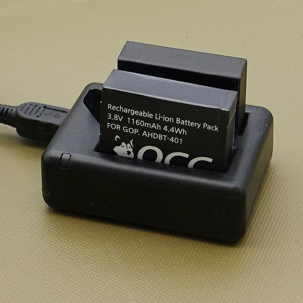 고프로4 Gopro 4 전용 충전기+배터리2개 세트 상품이미지