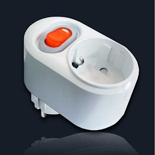 현대 스위치 절전 1구 콘센트/절전스윗치 멀티탭 소켓 상품이미지