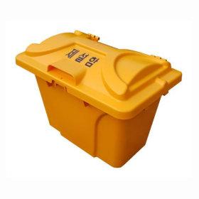 제설함(HDPE) 모래함 염화칼슘함 제설용품