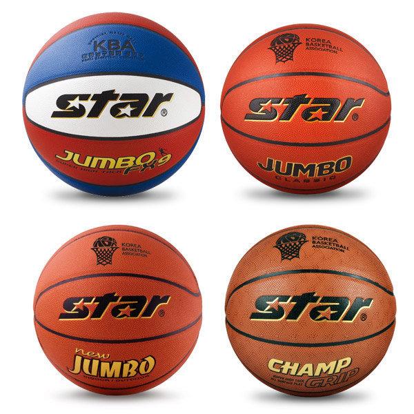 농구공 모음 스타 뉴점보 점보FX9 점보덩크 챌린져 상품이미지