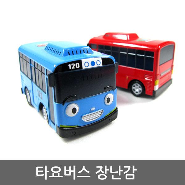 메탈 꼬마버스 타요 풀백기능 장난감 미미월드 미니카 상품이미지