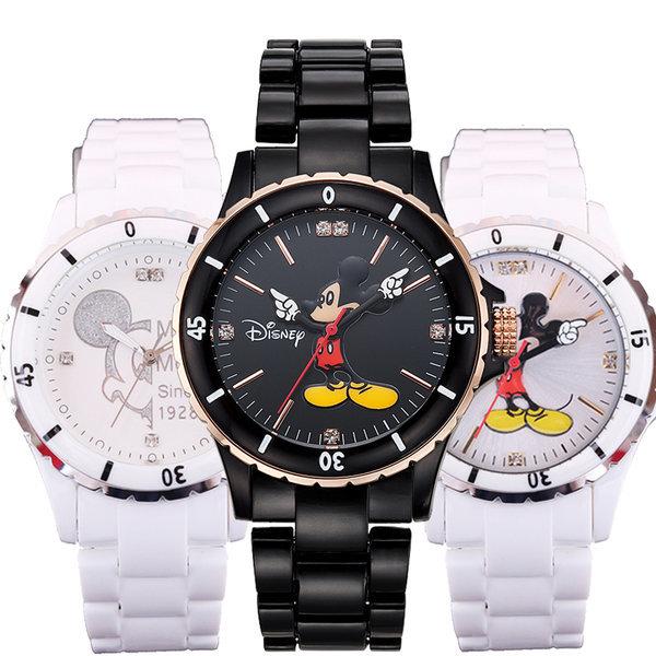 월트디즈니 오리지널 미키마우스 캐릭터 손목시계 상품이미지