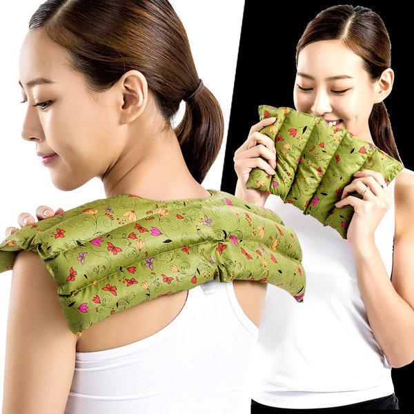 아이러브허브 찜질팩 어깨 허리 눈 발 손 찜질기 핫팩 상품이미지