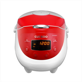 SALE CUCKOO Electric rice cooker CR-0351FG / 3-serving (CR-0351