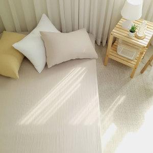 (이룸앤) 푹신함을 더한 누빔 매트리스커버 침대커버