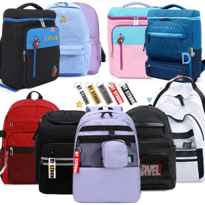 아동 초등책가방 고학년 중학생 학생 학교 가방 세트