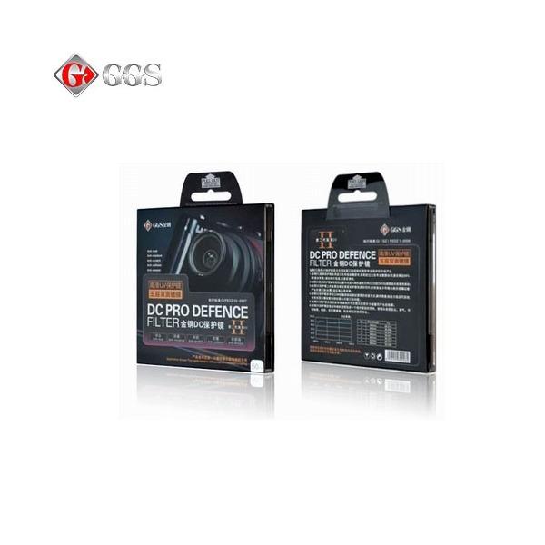 정품 GGS-UV  붙이는 UV필터 40mm 캐논 G7X 전용 상품이미지