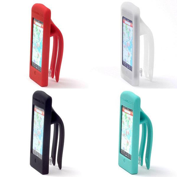 투휠쿨 자전거용 핸드폰거치대 (아이폰5) 상품이미지