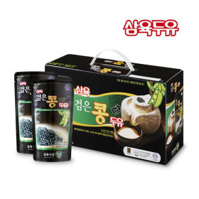삼육두유 파우치 검은콩 호두아몬드 미숫가루 4종 택1