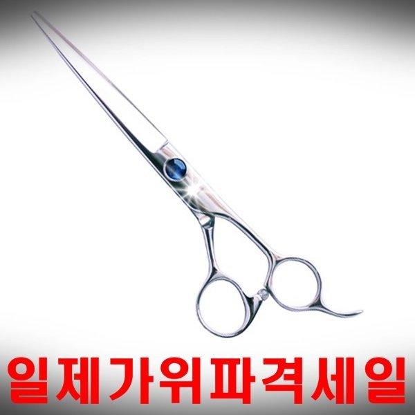 헤어 미용 가위 숱 틴닝 장 이발 컷 커 트 애견 요술 상품이미지