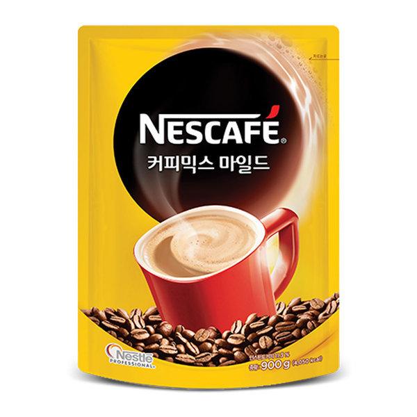 네스카페 마일드 커피믹스 900g 10개(1박스) 자판믹스 상품이미지