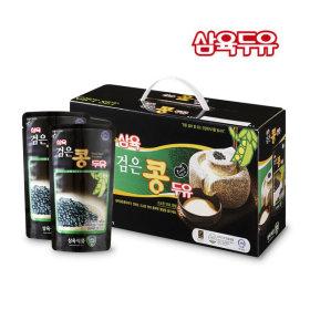 삼육두유 검은콩파우치 195ml 80팩 건강음료 선물