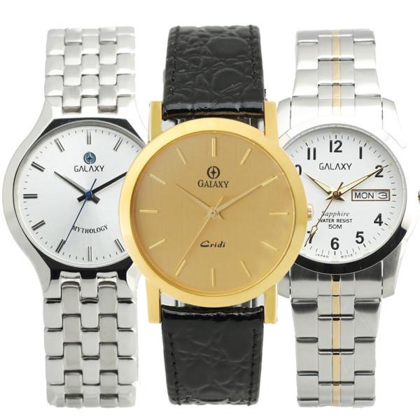 오리엔트 갤럭시 클래식 S.사파이어 글라스 손목시계 상품이미지