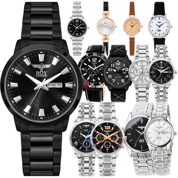 보이런던본사 2019 남성시계 남자시계 메탈 손목시계 상품이미지