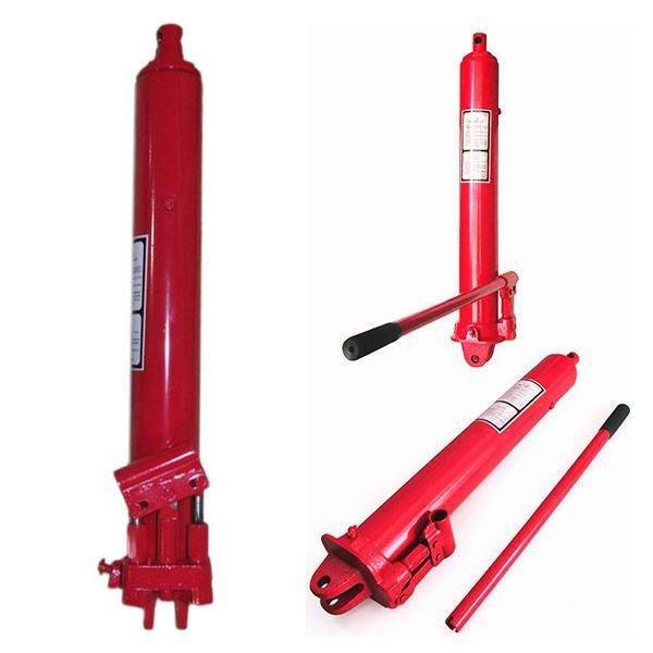 코끼리잭 실린더8톤 더블펌프/유압작기/엔진잭/롱작기 상품이미지