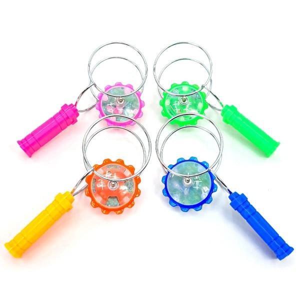 불빛팽이/LED팽이/자석불빛팽이/불팽이/팽이/장난감 상품이미지