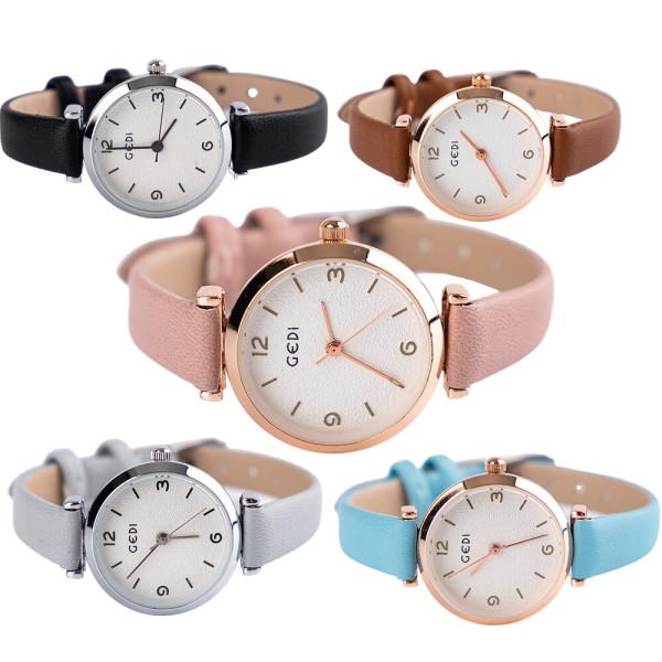 여자 여성 학생 손목 시계 메탈 추천 가죽 패션 선물 상품이미지
