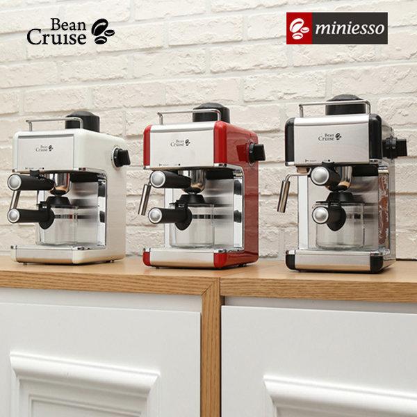 가정용 에스프레소 커피머신 미니에쏘 BCC-480ES 상품이미지