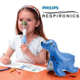 필립스 세미더실 네블라이저/씰/유아용 호흡기치료기