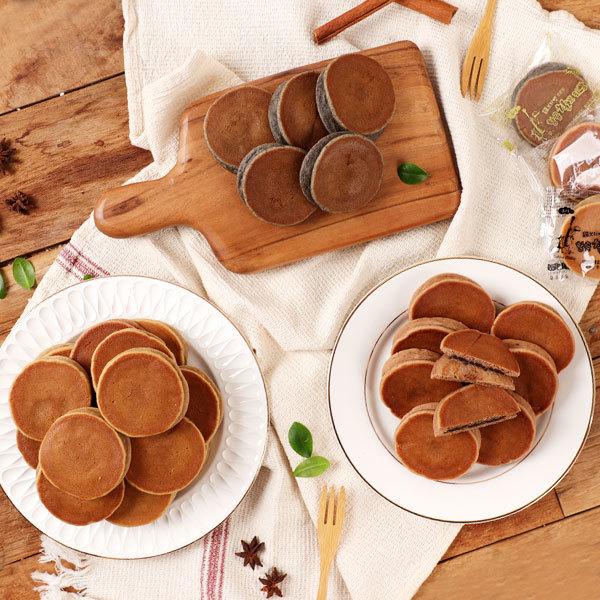 (현대Hmall) 황금보리  순수 국내산 보리로 만든 찰보리빵 50개입 (개당25g) / 무료배송 상품이미지