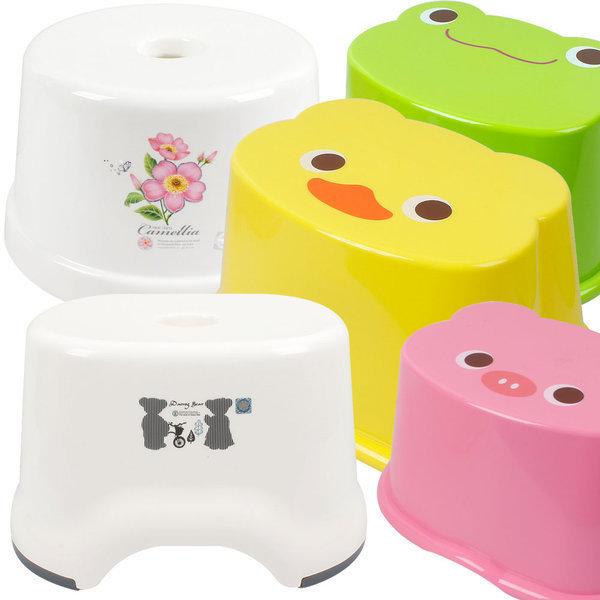 목욕의자 모음/욕실의자 목욕탕 샴푸 보조의자 디딤대 상품이미지