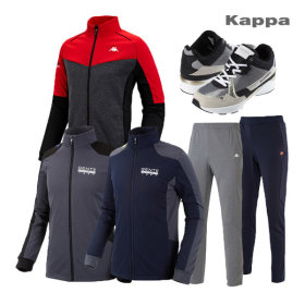 KAPPA Men`s sports wear collection / T-shirt / hoodie / track jacket /
