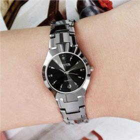 [IFCODE] Women`s bracelet watch collection / gemstones / leather strap /