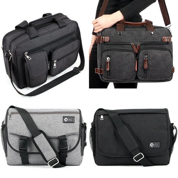 크로스백  메신저백 노트북 학생 여성 남자 남성 가방 상품이미지
