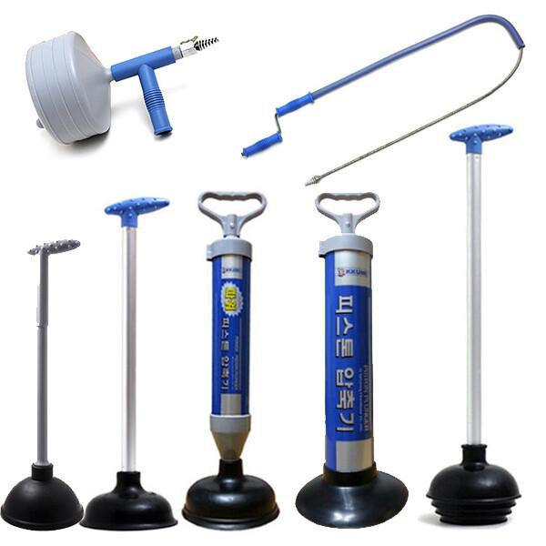 압축기 신형 뚫어뻥 변기 하수구 씽크대 관통기 막힌 상품이미지