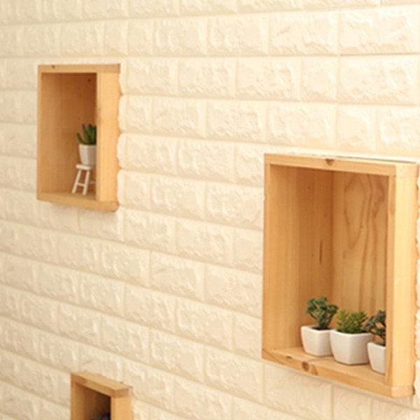 폼파벽돌/폼파벽돌/파벽돌/벽돌시트지/DIY인테리어 상품이미지