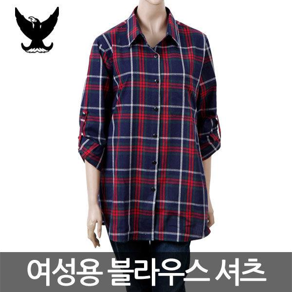 여성용블라우스셔츠/100%국산/2장구매시무료배송 상품이미지