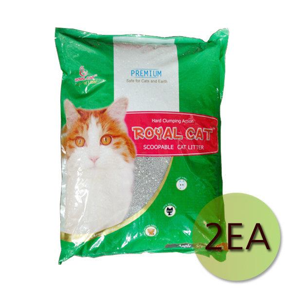 로얄캣 프리미엄 6종 고양이모래 9.53kgX2개(set) 상품이미지