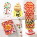 화이트데이 막대사탕 사탕선물 롤리팝 츄파춥스 캔디
