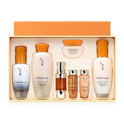 Sulwhasoo/Essential Balancing/3-Item Set