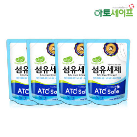 유아용 액체세제 5.2L(1.3L 4개)
