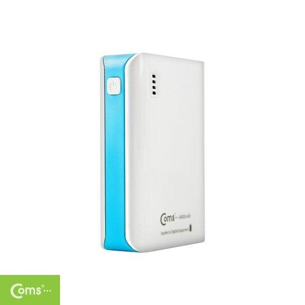 IT013  Coms 비상충전기(8400mAh) 삼성 SDI 배터리사 상품이미지