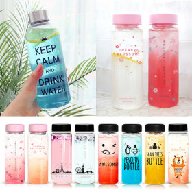 Bottle collection / printed / character / eco-friendly / BPA free / durable /
