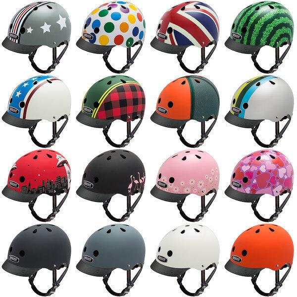 넛케이스 성인용 Gen3 자전거/인라인스포츠 헬멧 16종 상품이미지